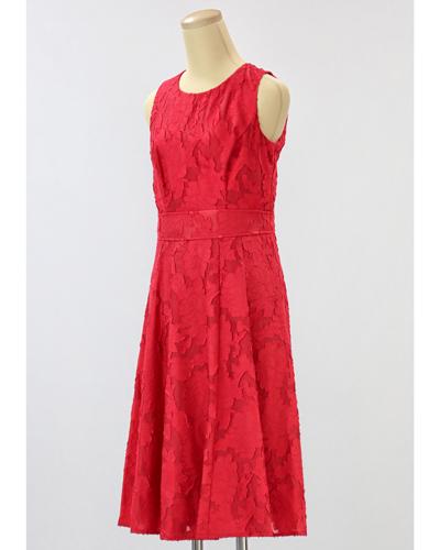 [No.12200007]大人用ドレス(トミー ヒルフィガー・赤)