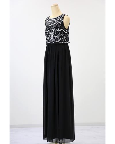[No.12200005]大人用ドレス(黒)