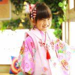 江東区写真館シンデレラ 4歳の記念フォトをお撮りいたしました
