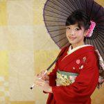 成人式お振袖もドレスも、江東区の写真館シンデレラでお撮りできます
