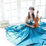ヴァイオリン、ピアノ講師、仕事風景、宣材写真を、江東区写真館モデル付きイベントで、お撮りいたしました